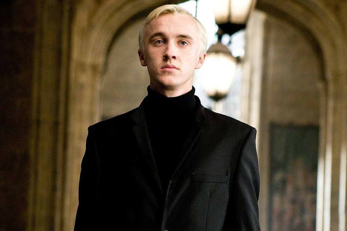 Image result for harry potter draco