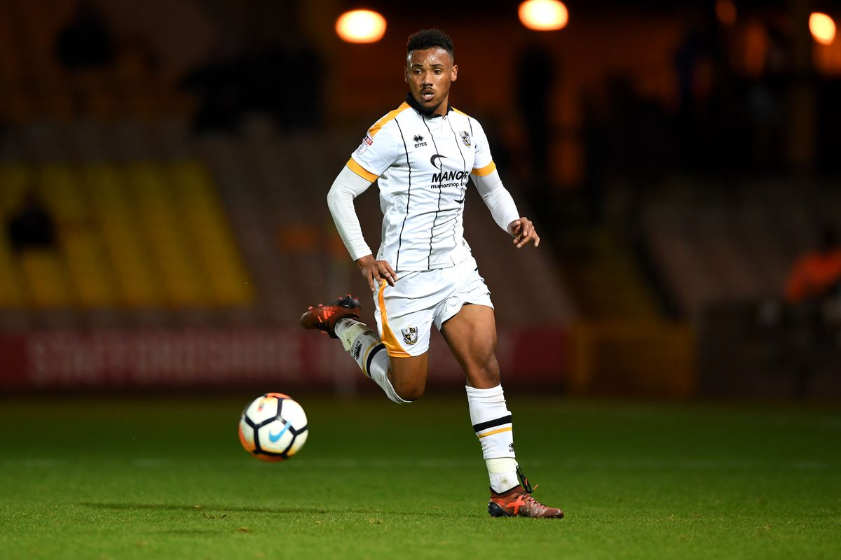 Port Vale v Oxford United - The Emirates FA Cup First Round