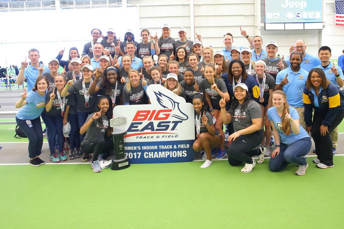 Marquette women's track and field