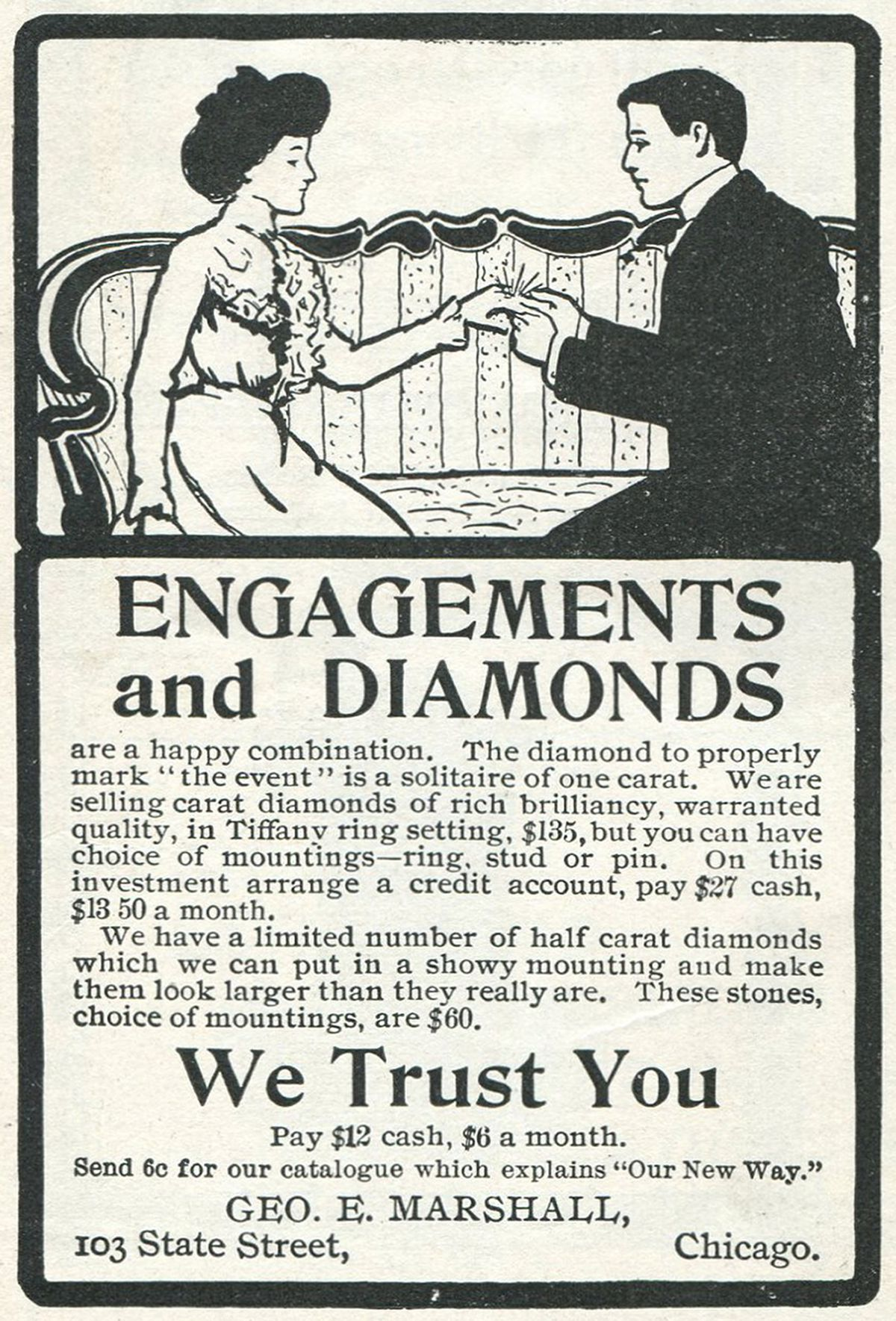 What Does An Engagement Ring Actually Signify