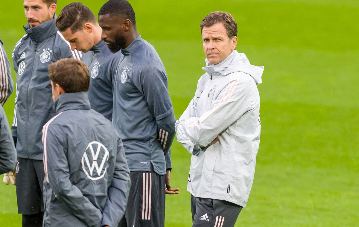 Germany - Press Conference & Training Session