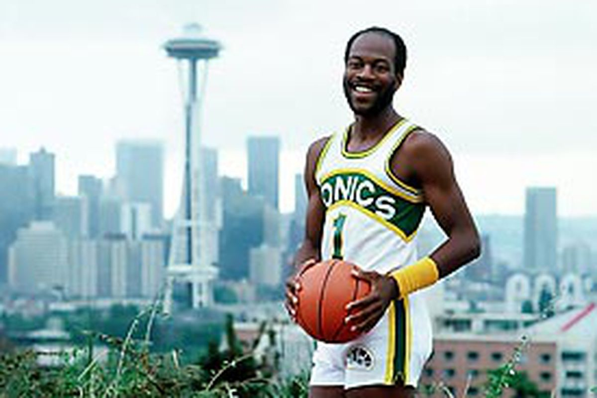 Greatest of All Time The 1980 Seattle Supersonics Sonics Rising