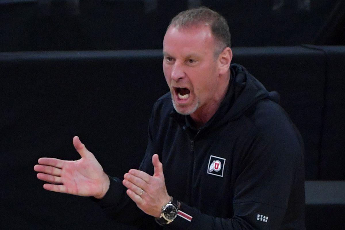 NCAA Basketball: PAC-12 Conference Tournament Utah vs USC