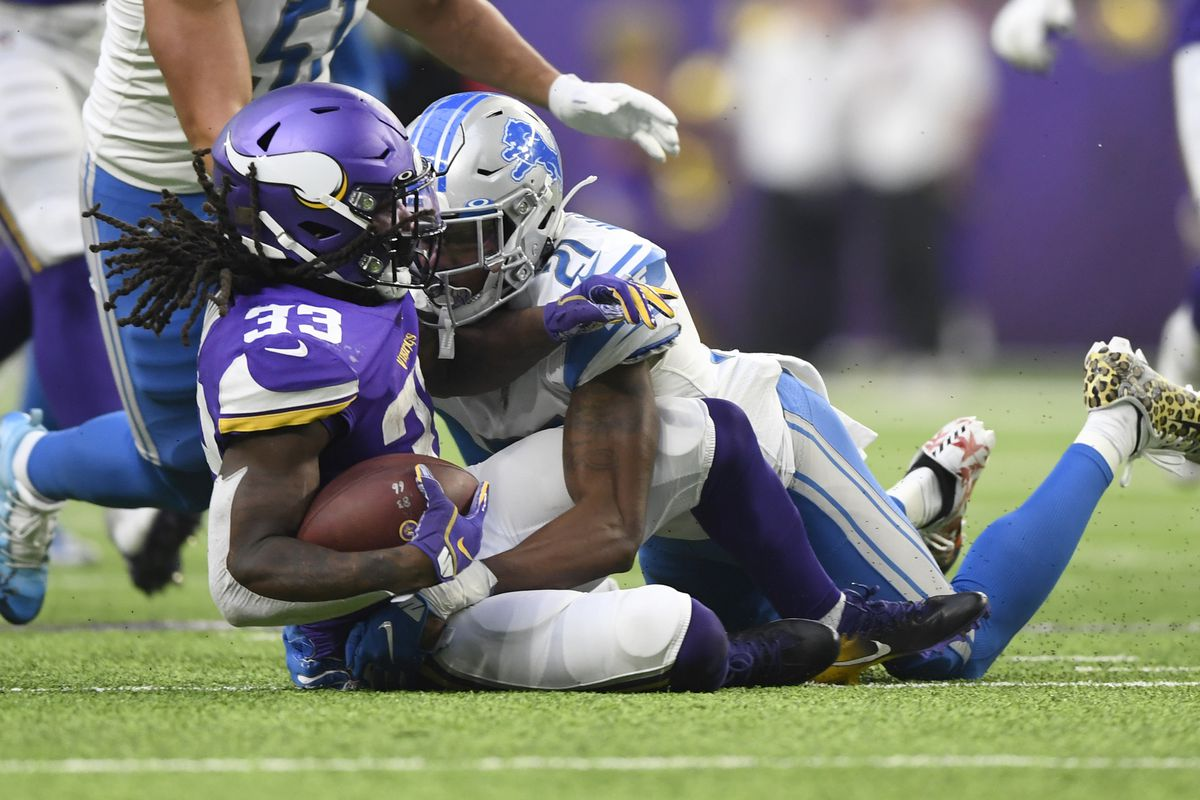 Detroit Lions Week 14 Player of the Game: 5 Game Ball candidates vs. Vikings