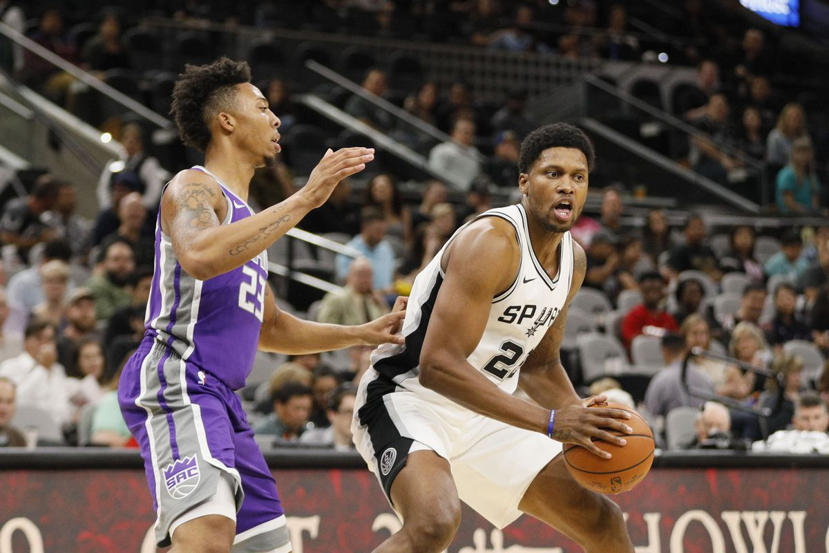 NBA: Preseason-Sacramento Kings at San Antonio Spurs