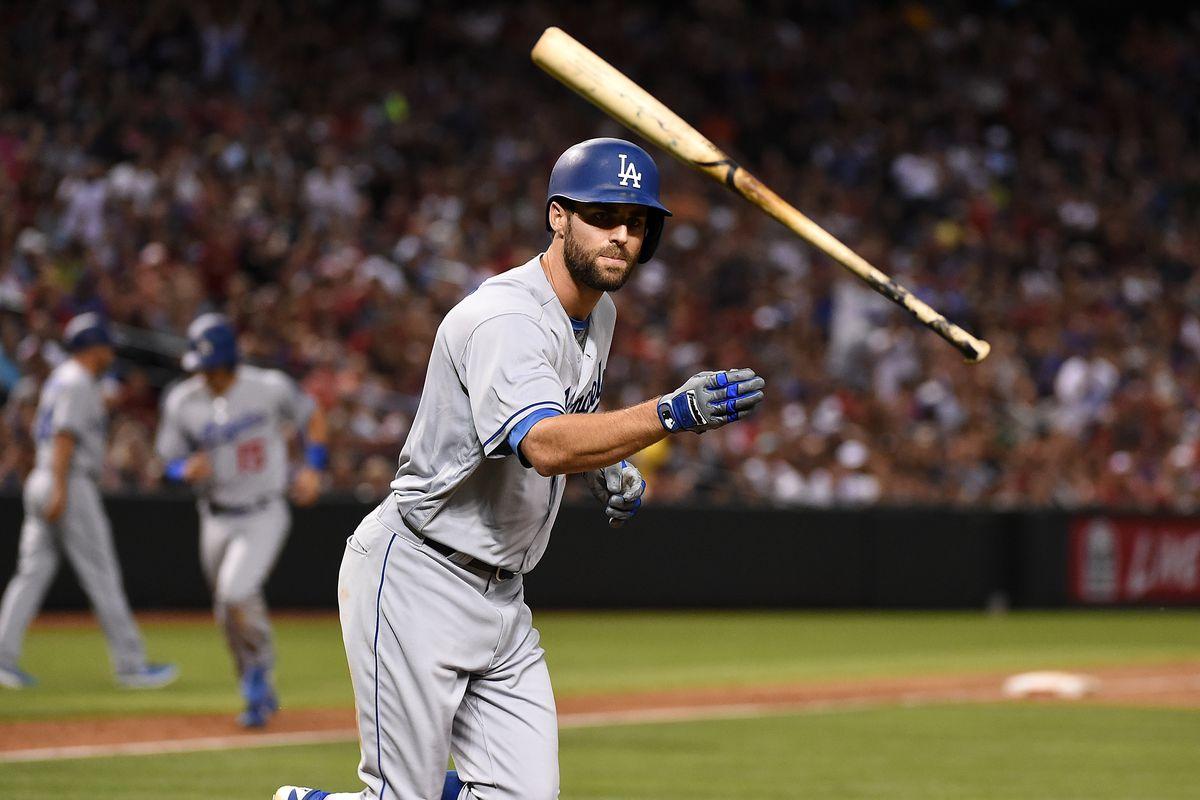 Los Angeles Dodgers v Arizona Diamondbacks