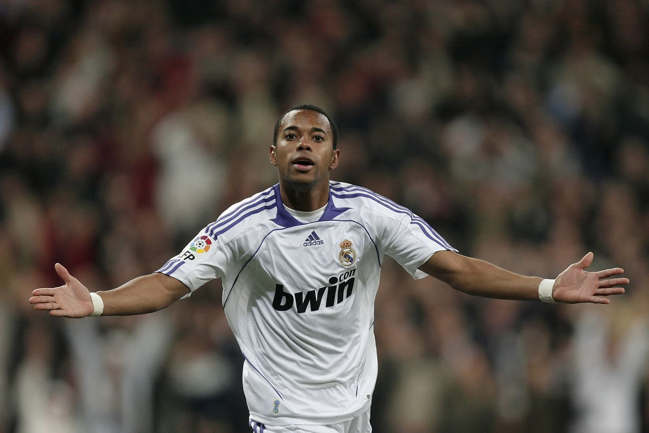 eccc4ec47 Robinho Reflects On Time at Real Madrid - blogs de Football News