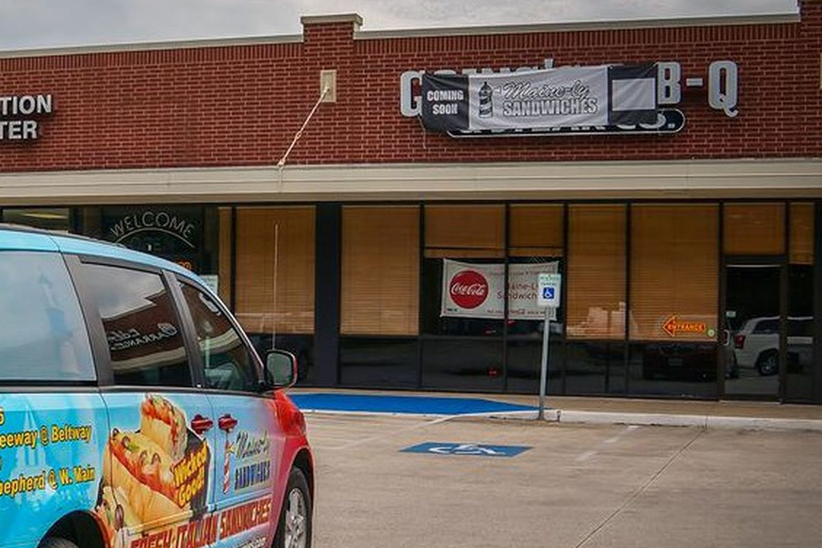 New storefront