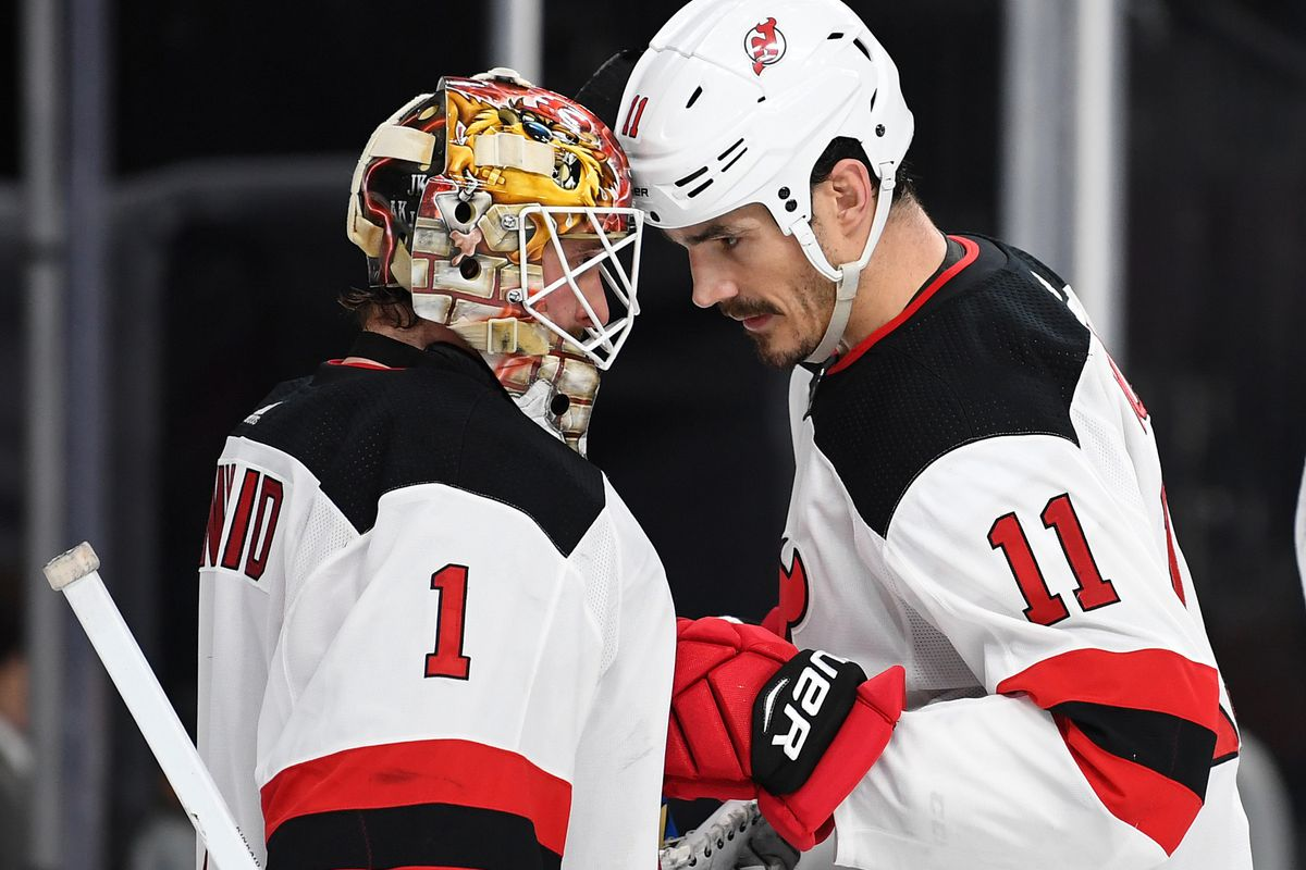 more photos 5ad14 3921d Game Preview: New Jersey Devils vs. The Vegas Golden Knights ...