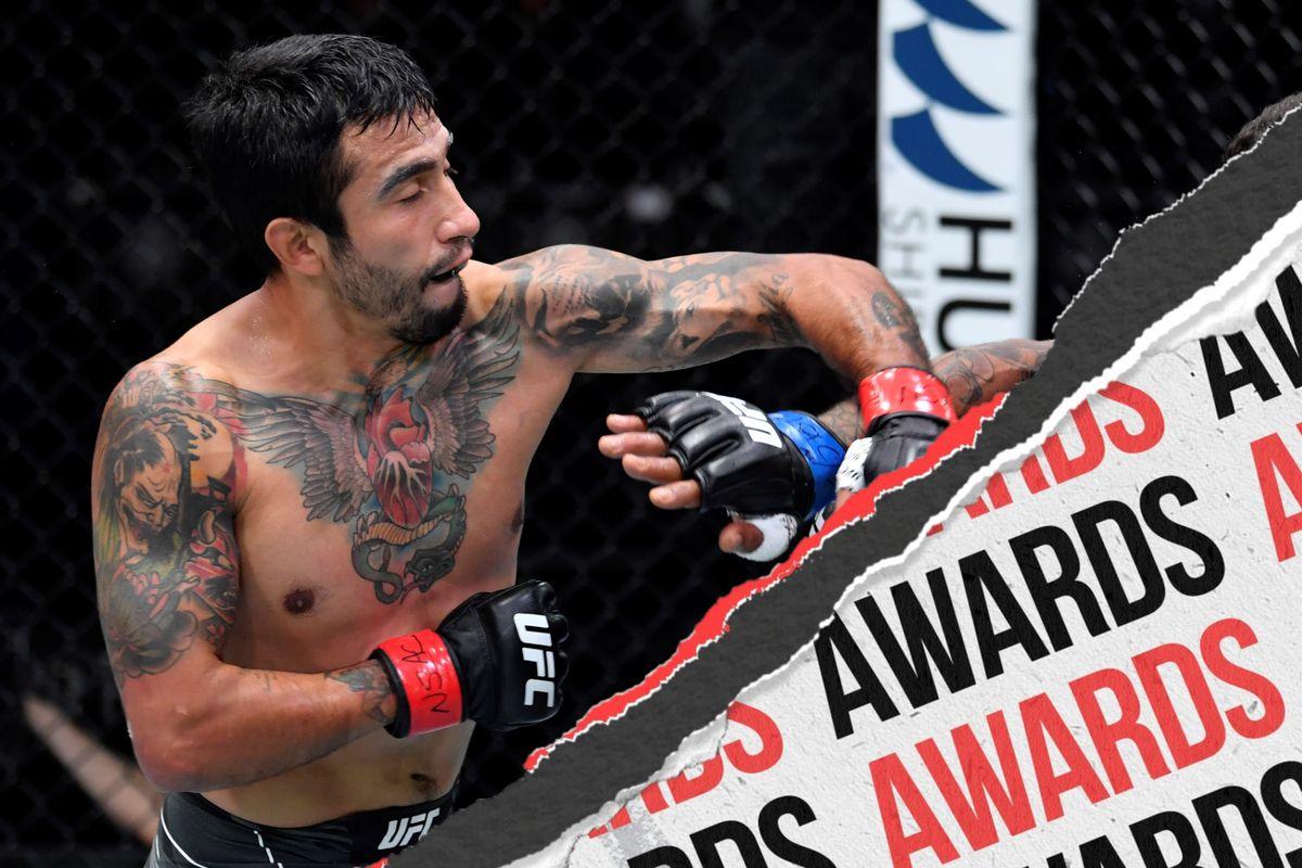 Alejandro Perez fighting Johnny Eduardo at UFC Vegas 38