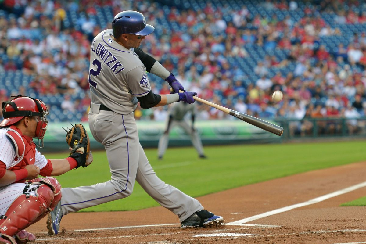Troy Tulowitzki hit his 22nd home run to lead the Rockies to a 5-3 win over the Phillies.