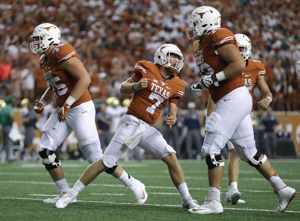 Notre Dame v Texas