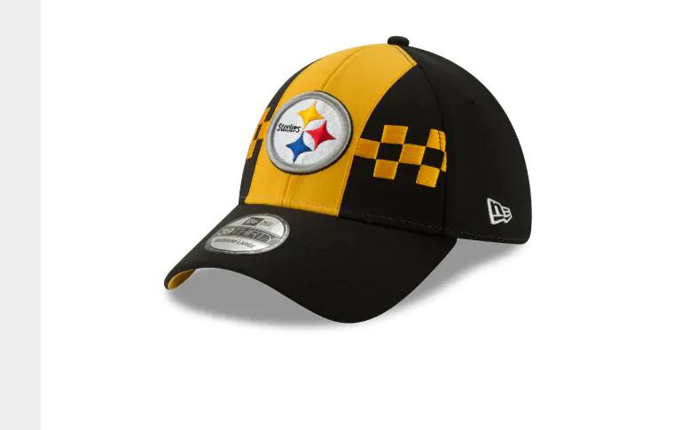 the best attitude 9f866 bcdbb 20 — Pittsburgh Steelers. Bumblebee cops. Draft Hat ...