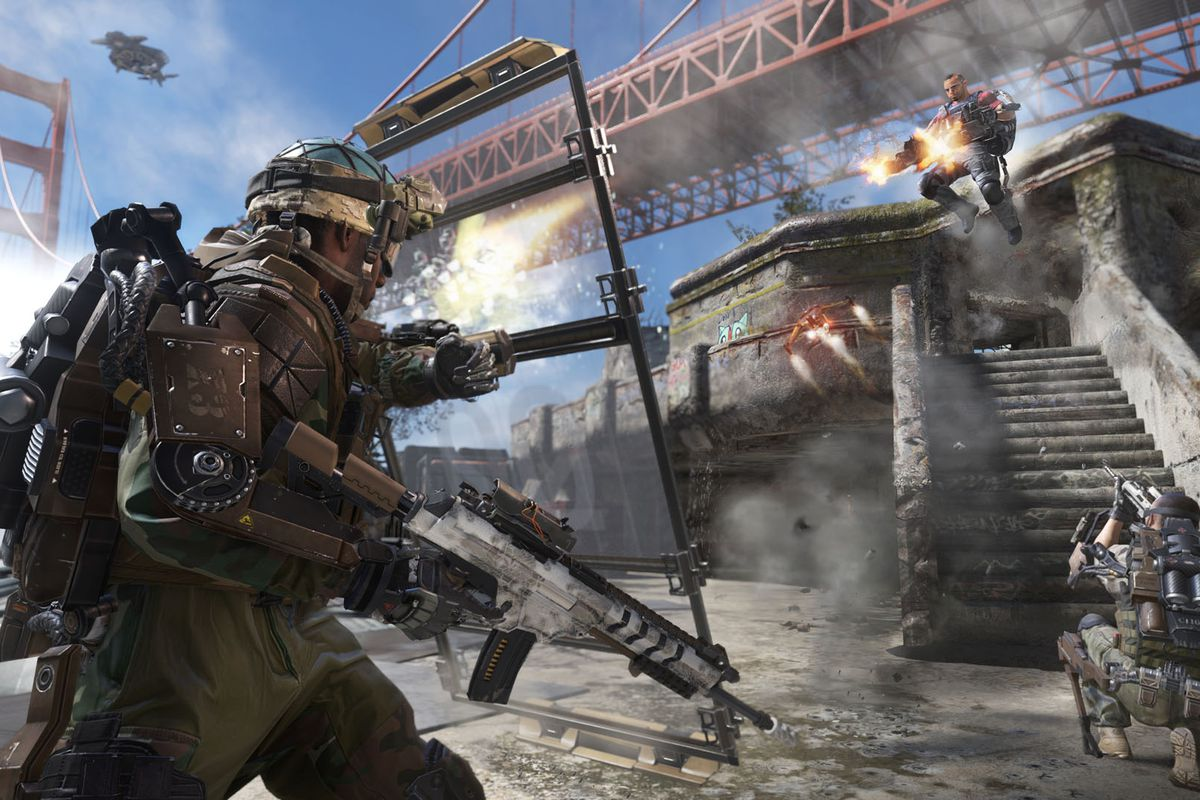 Call Of Duty Isnt A First Person Shooter Its Something Better