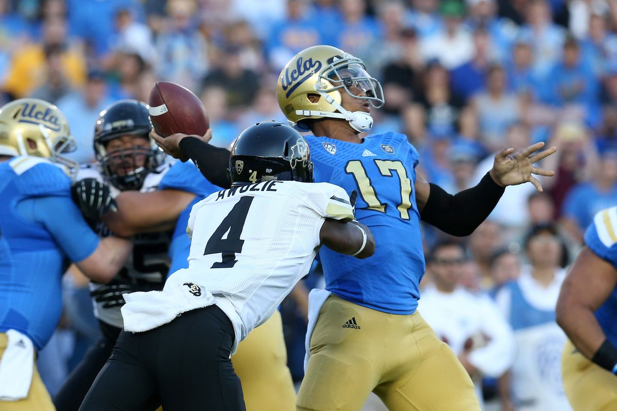 The Buffs will need to keep the pressure on Brett Hundley to have a shot at an upset.