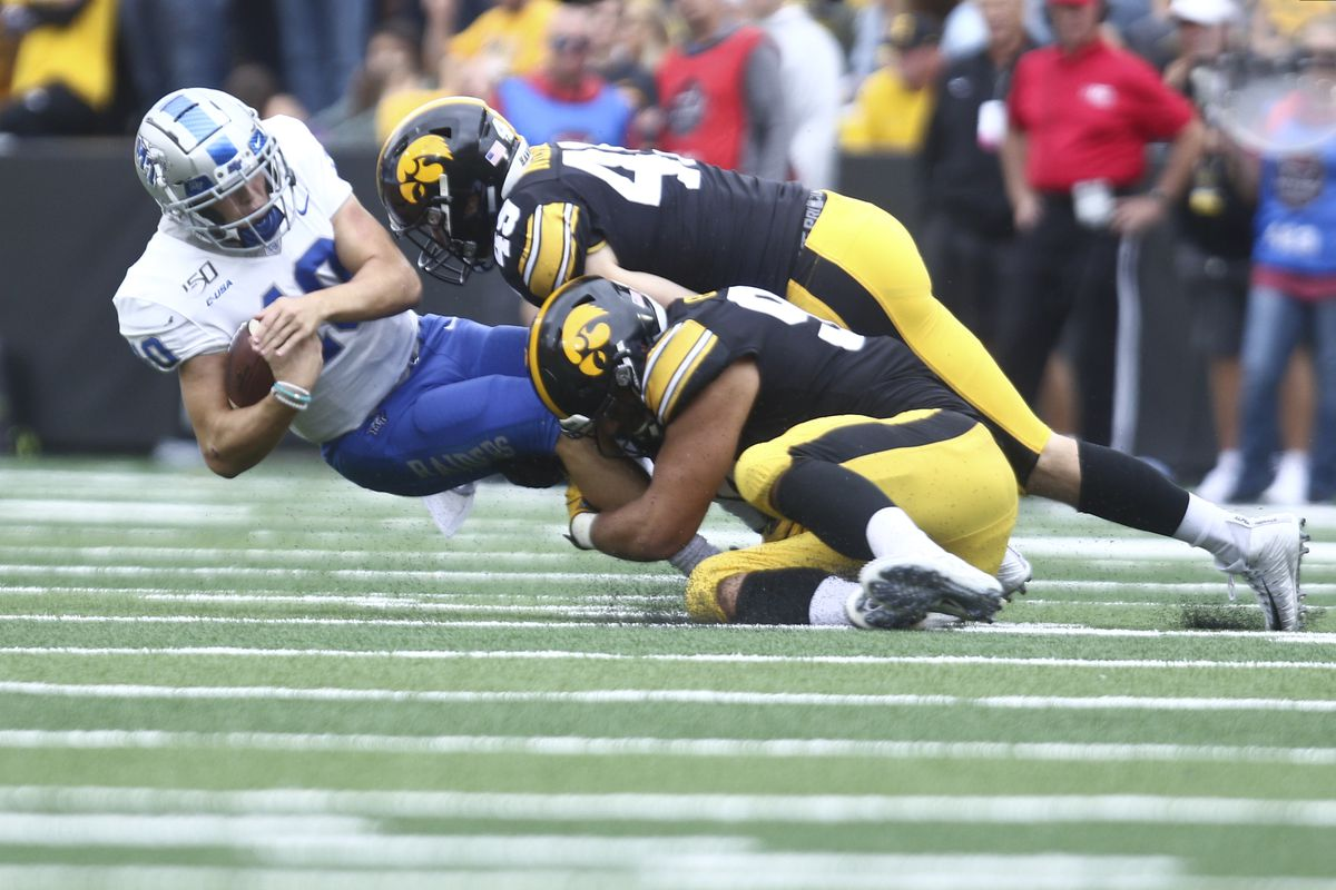 Middle Tennessee v Iowa