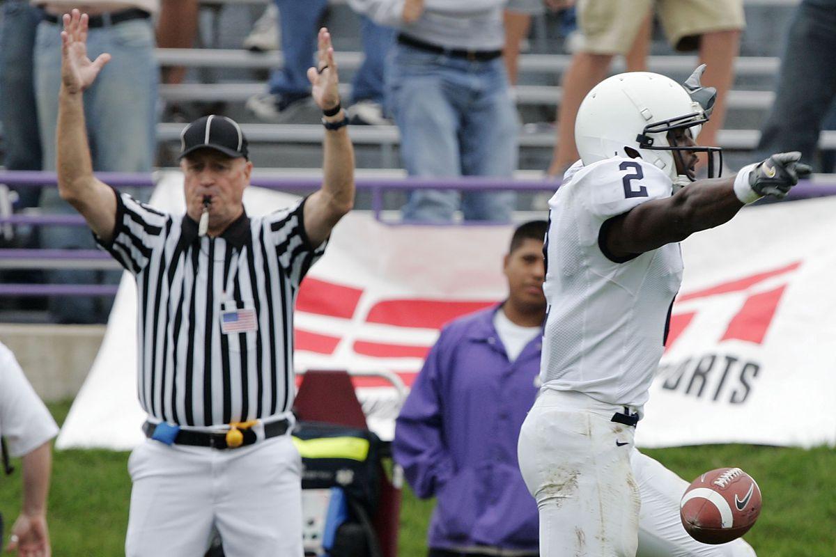 Penn State Nittany Lions v Northwestern Wildcats