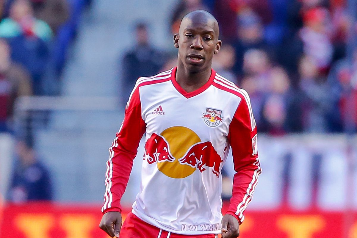 Former Charlton Athletic forward Bradley Wright Phillips has done very well at Red Bull Arena since his transfer in 2013