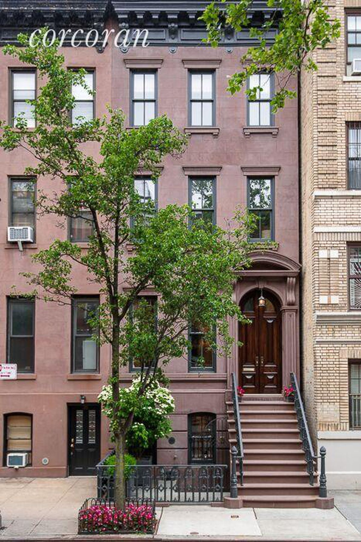Hilary Swanks Former Townhouse Is A $12M Baby [New York