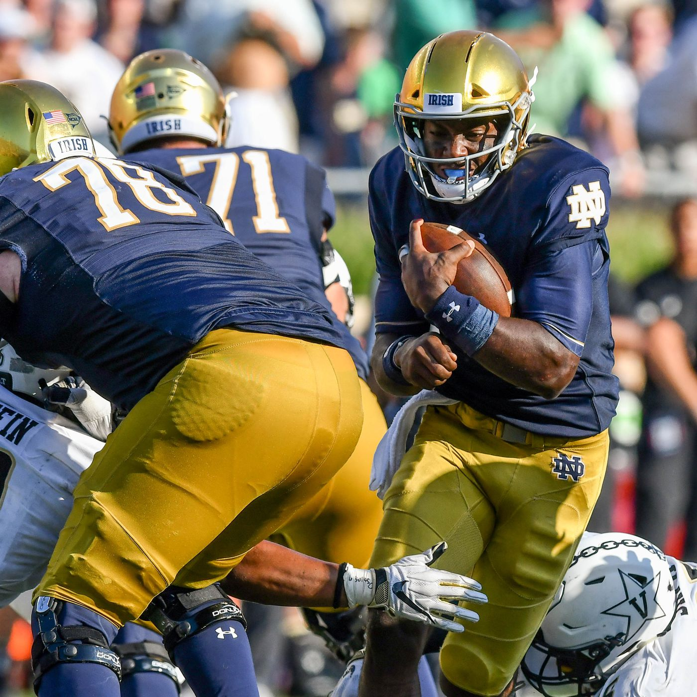 The Best Bets For Week 4 Of College Football Including Notre Dame