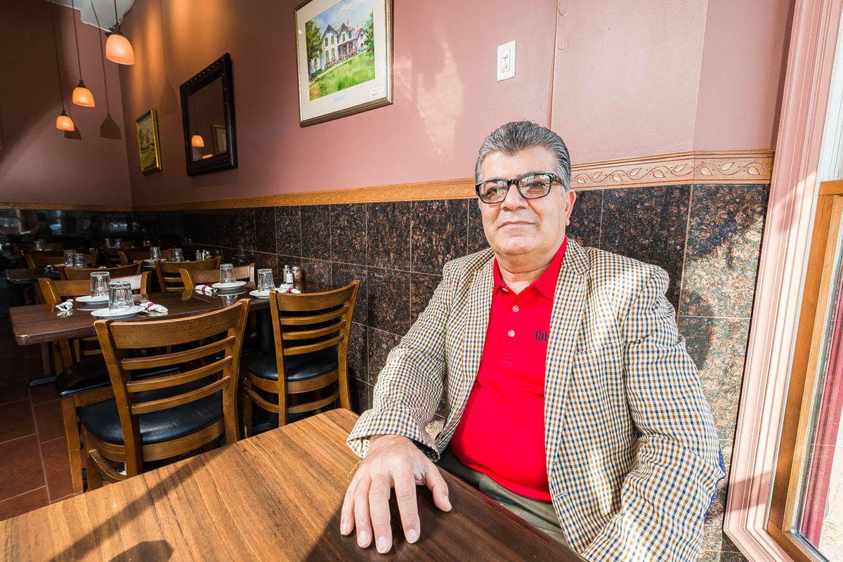 Ruffino's owner Mike Shahidi