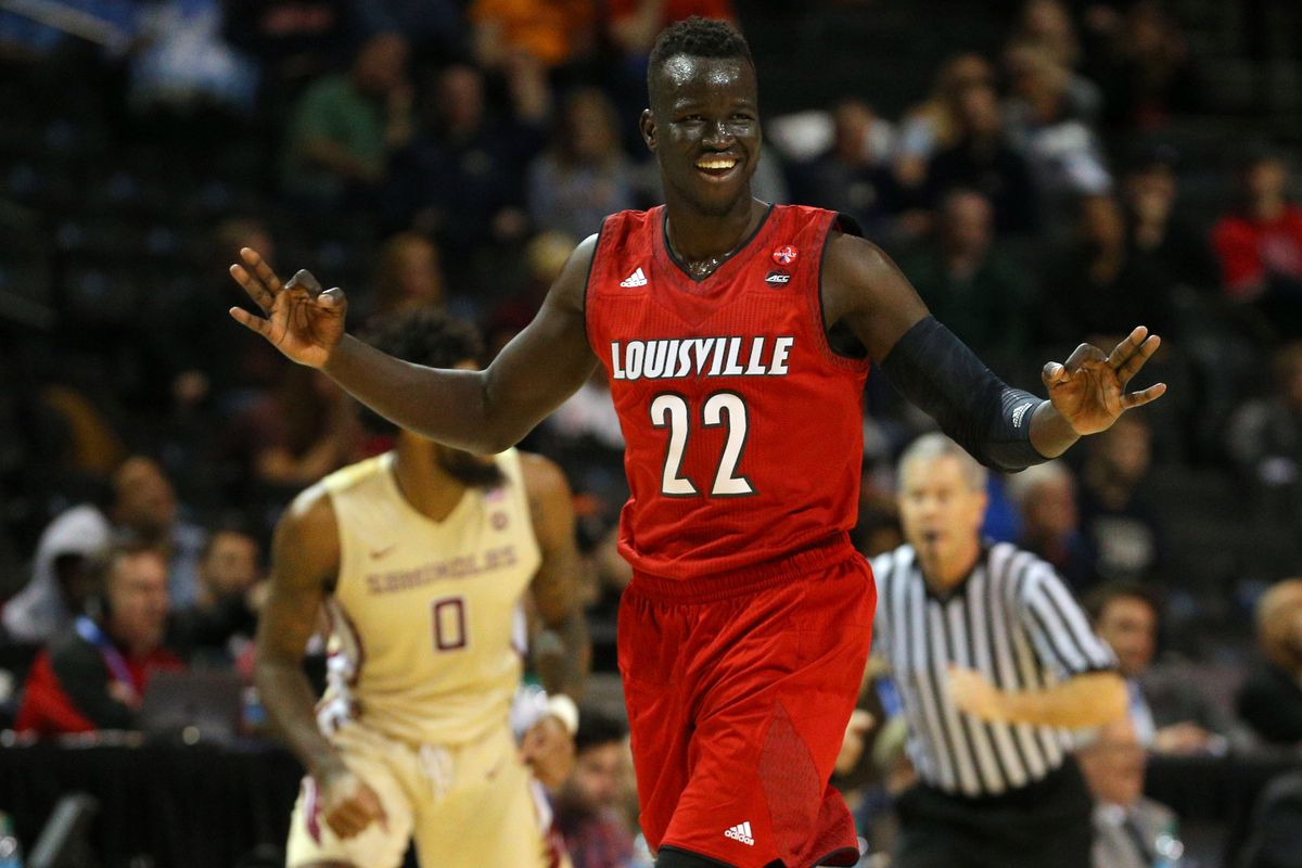 NCAA Basketball: ACC Conference Tournament-Florida State vs Louisville