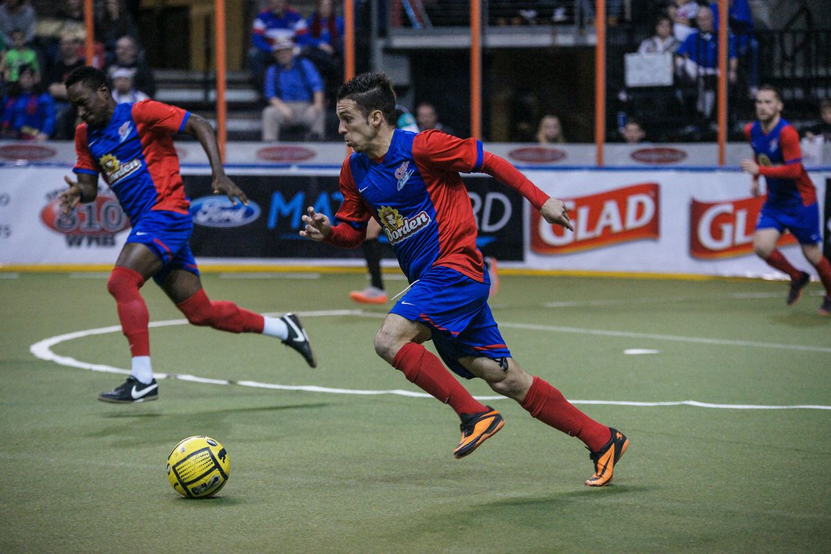 Lucas Rodriguez has been a key contributor since coming back to Comets