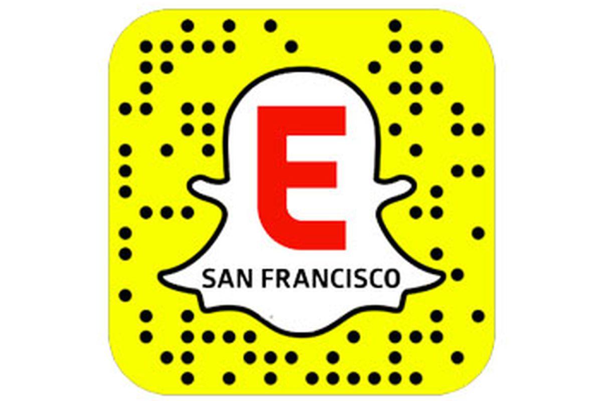 Eater SF Snapcode