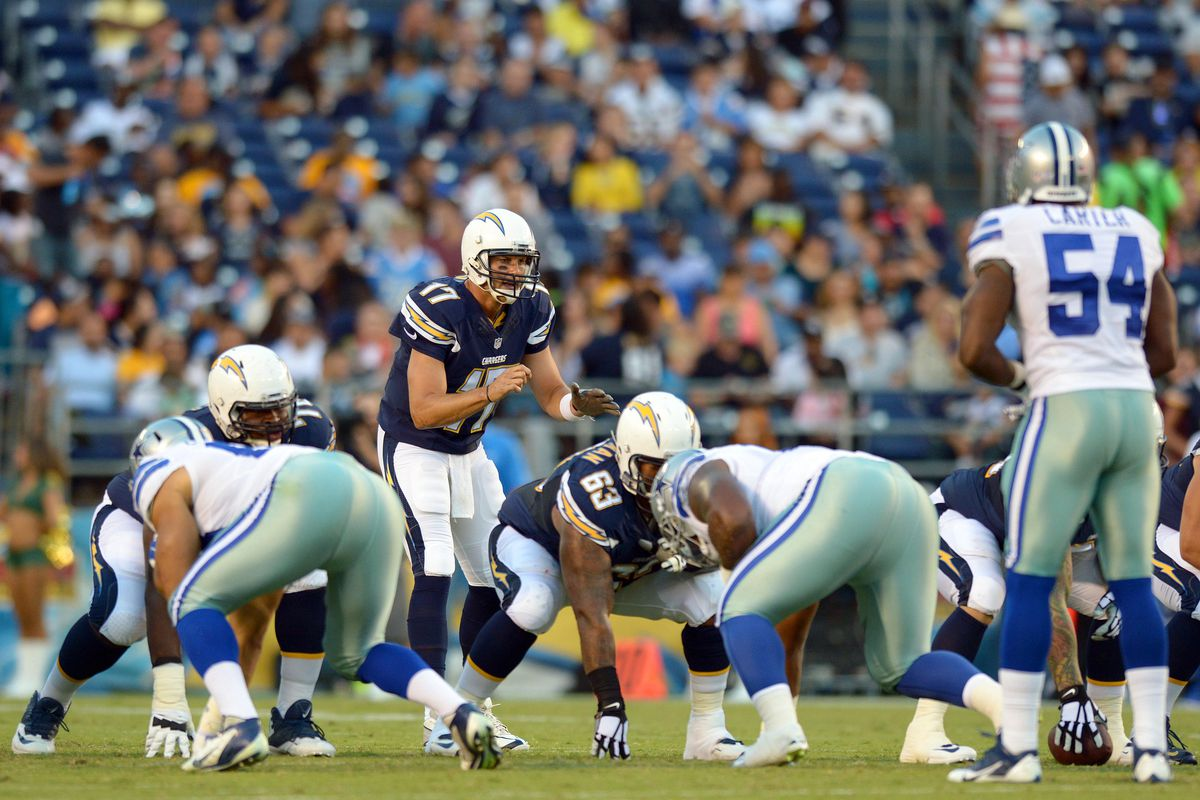 Cowboys Chargers Preseason Game Time Tv Schedule