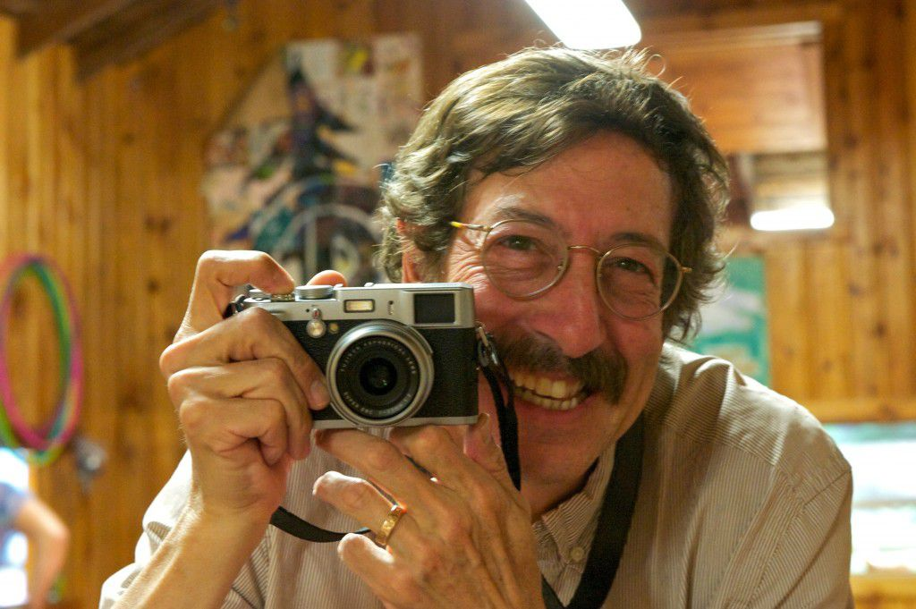 Photographer Rick Smolan