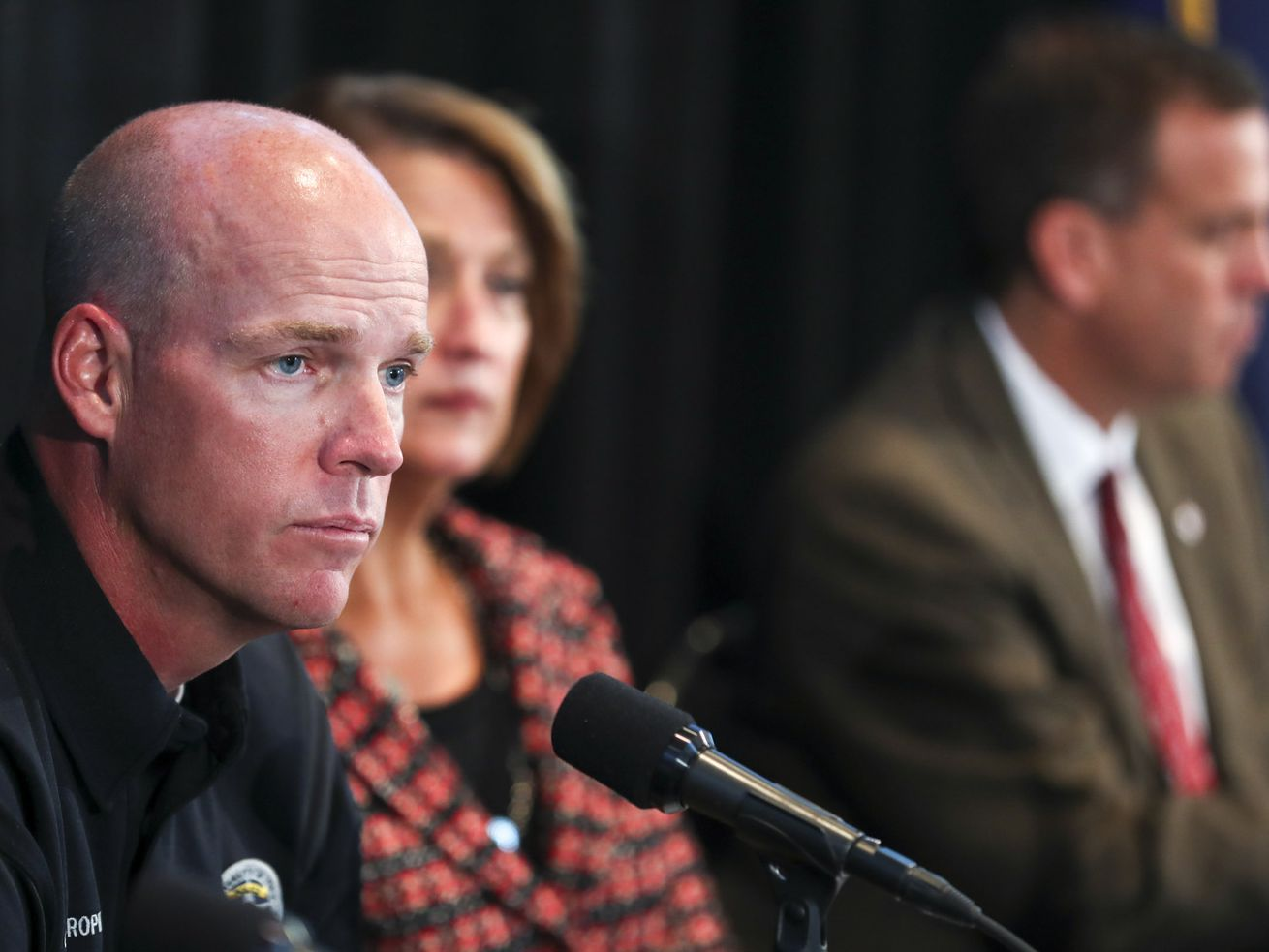 Former University of Utah police chief, officers say they were scapegoats after Lauren McCluskey murder in $10 million claim