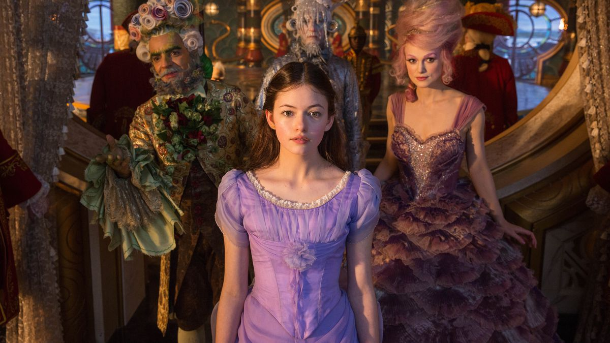 The Nutcracker and the Four Realms review - Polygon