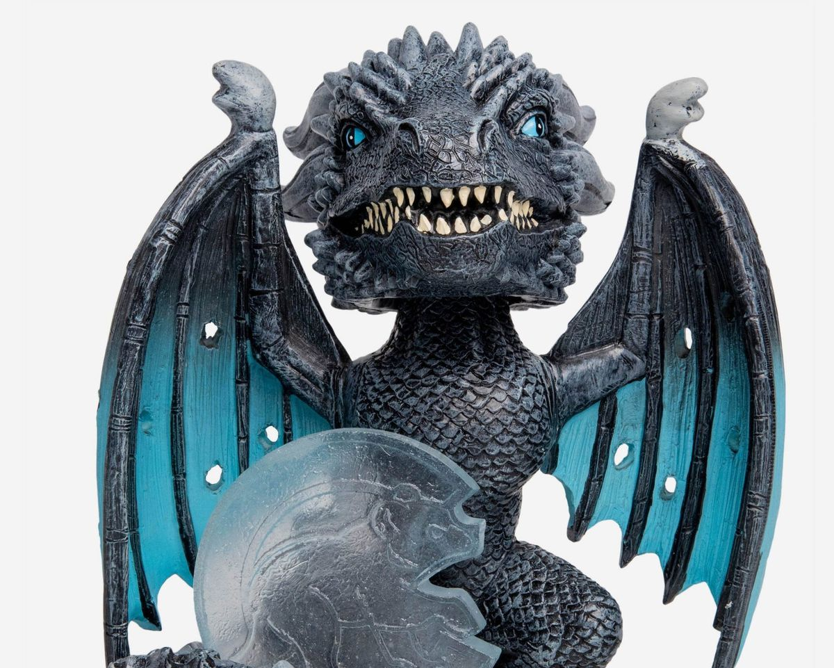 The Ice Dragon/Chicago Cubs bobblehead.   Copyright HBO