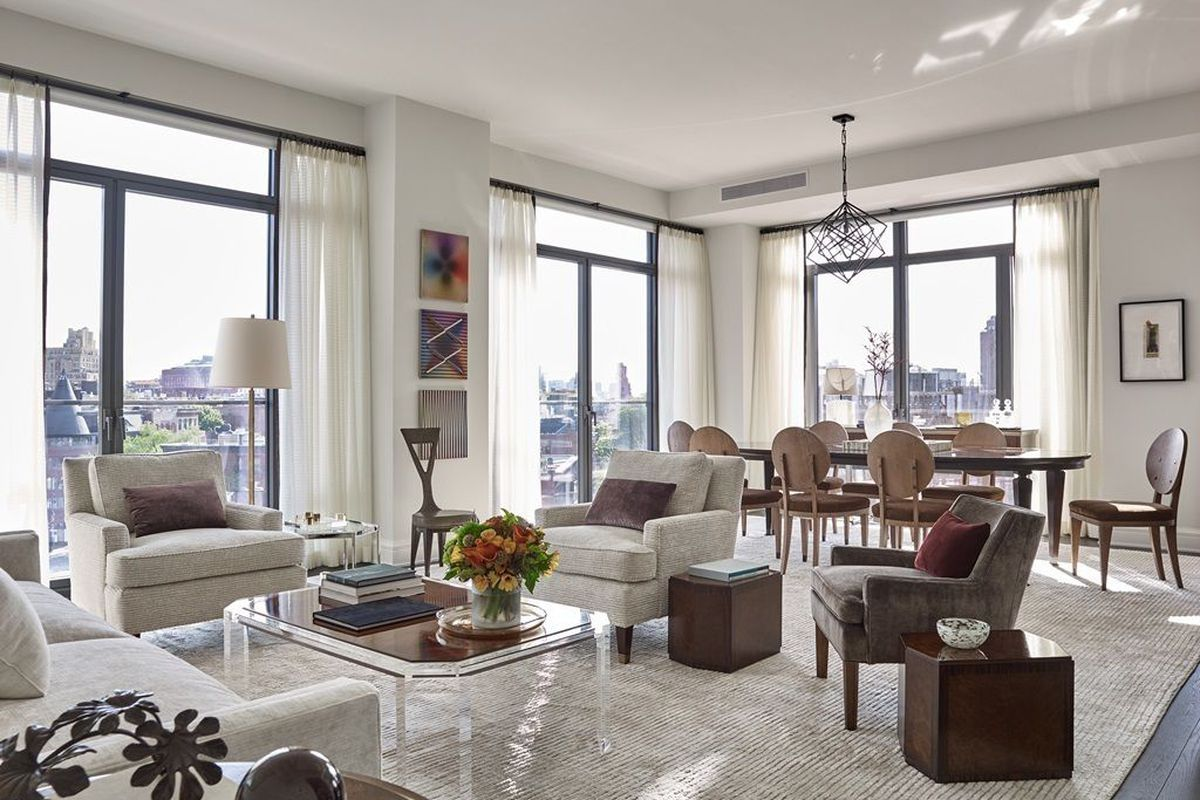 It Looks Like Jersey Rocker Jon Bon Jovi Is Trading One Pricey Apartment In A Much Lauded West Village Development For Another