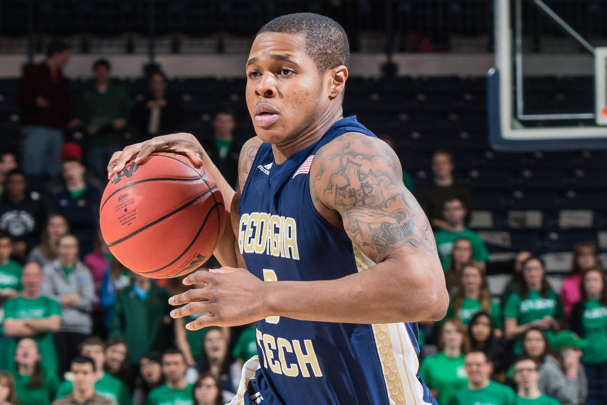 Marcus Georges-Hunt is Georgia Tech's returning leader in points, rebounds, and assists.  They were 16-17 last year.