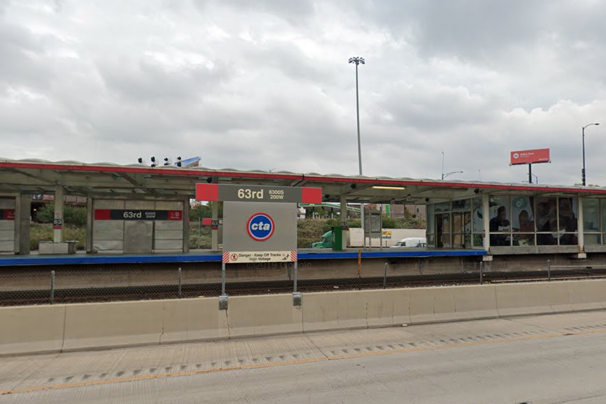 A man has been charged with a Sept. 24 shooting at the 63rd Street CTA Red Line station.