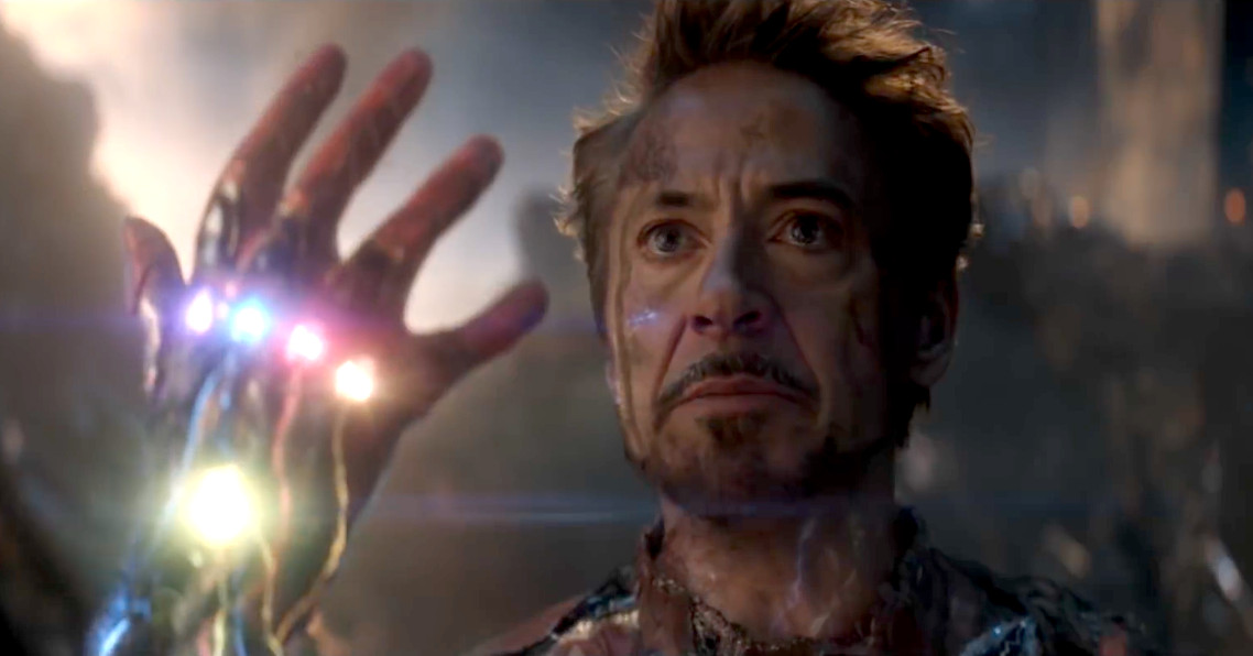Image result for the infinity gauntlet endgame