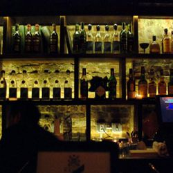 The bar at Mary Queen of Scots. Photo: Racked