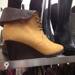 Chloé wedge boot, $309 (was $895)
