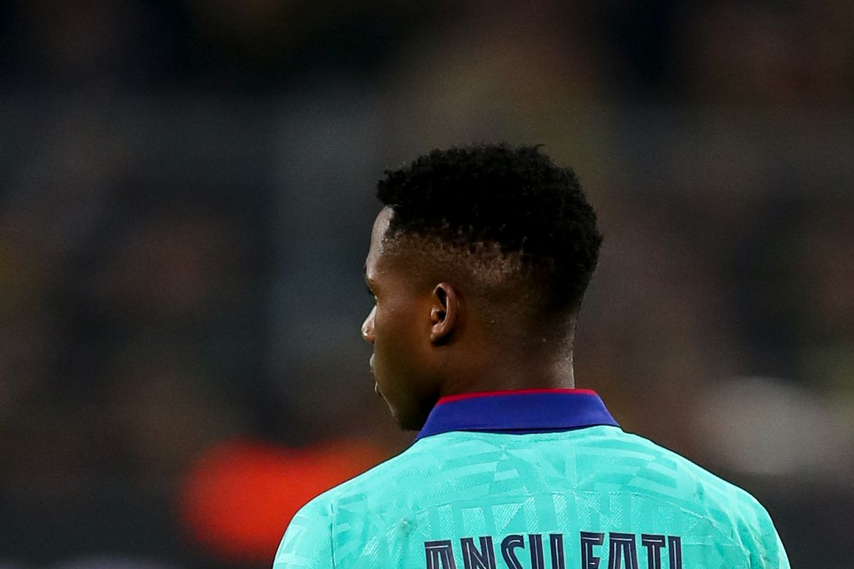 Barcelona must decide how to use Ansu Fati this season