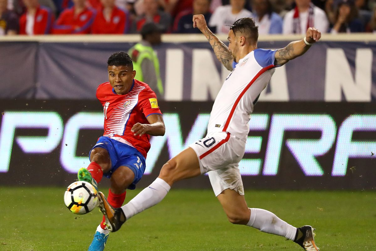 Costa Rica v United States - FIFA 2018 World Cup Qualifier