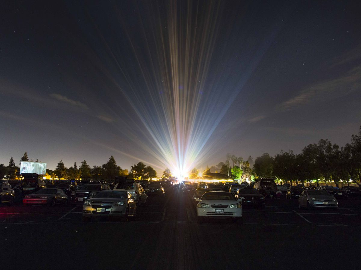 West Wind Drive-In movie theater