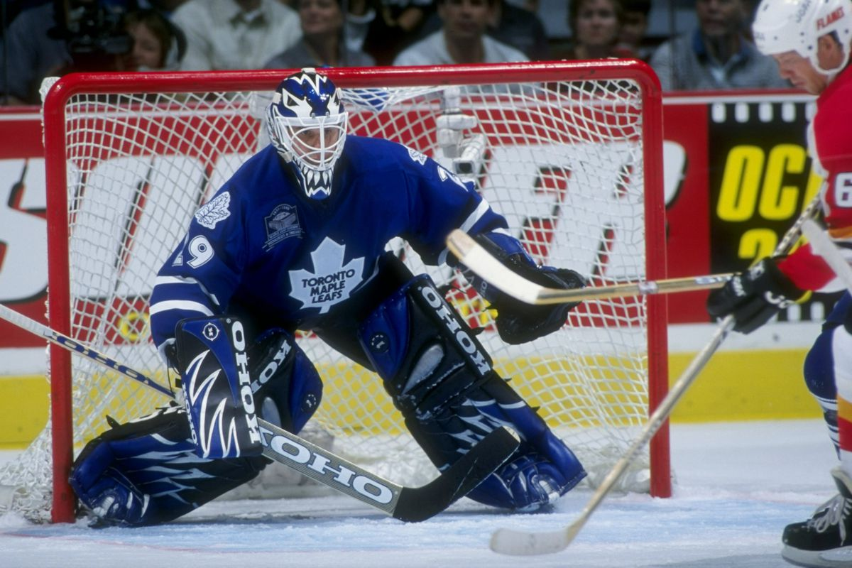 Image result for felix potvin leafs
