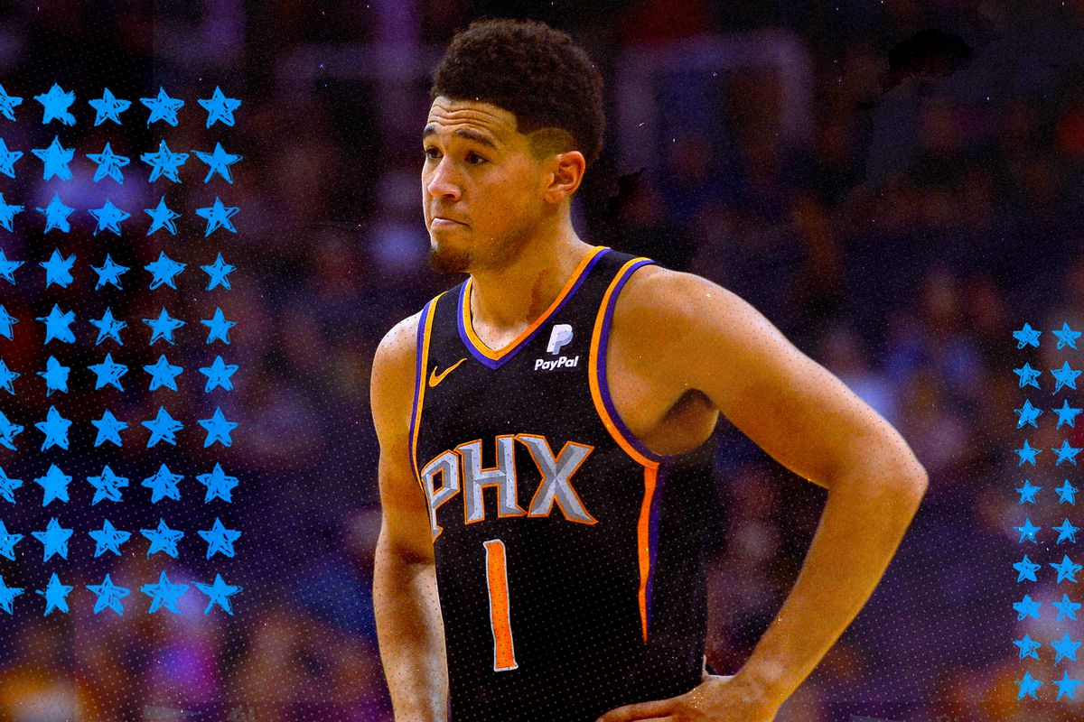 buy online 90ca7 48f3a Phoenix Suns are failing miserably at their only job: build ...