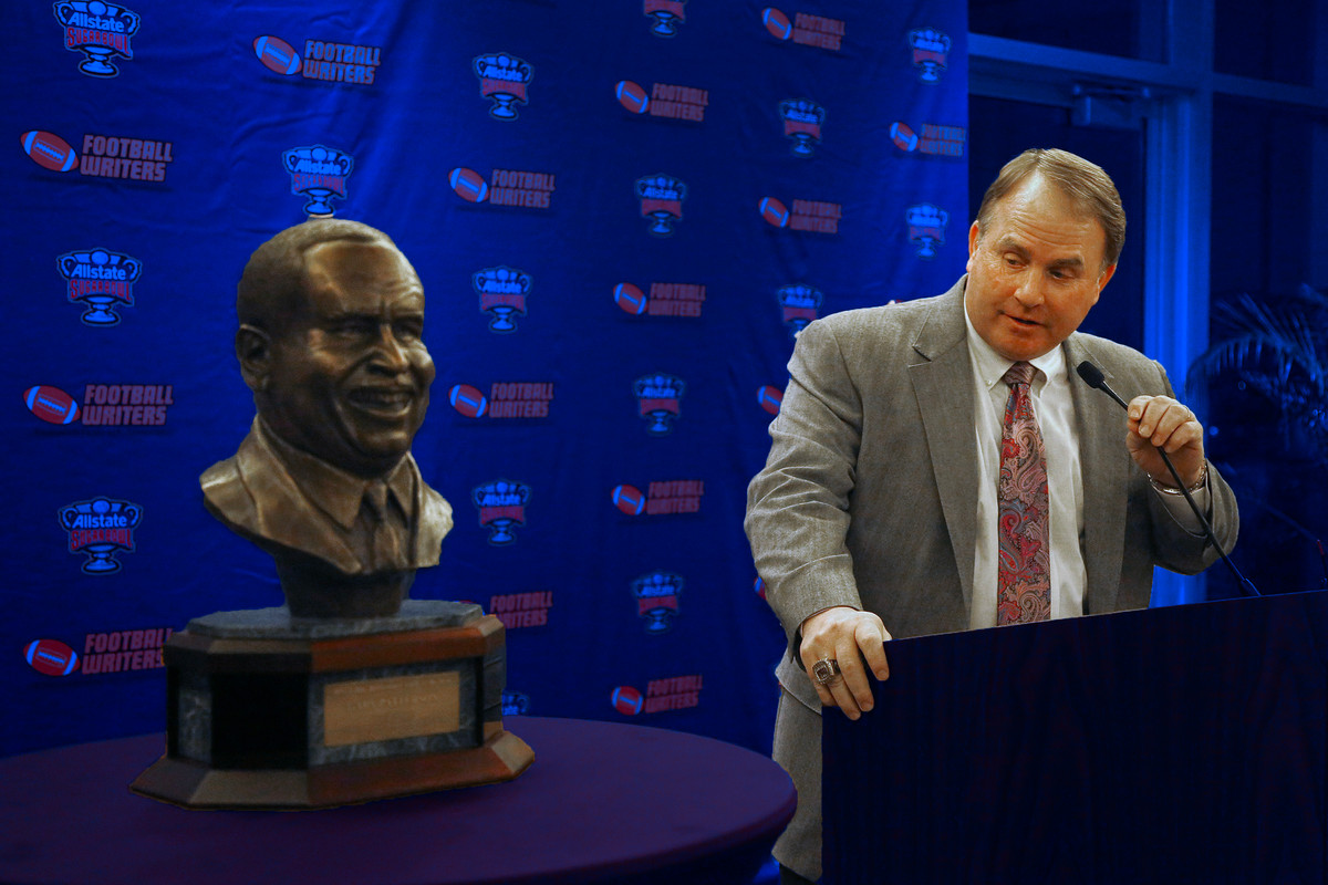 College Football Has A Ton Of Coach Of The Year Awards