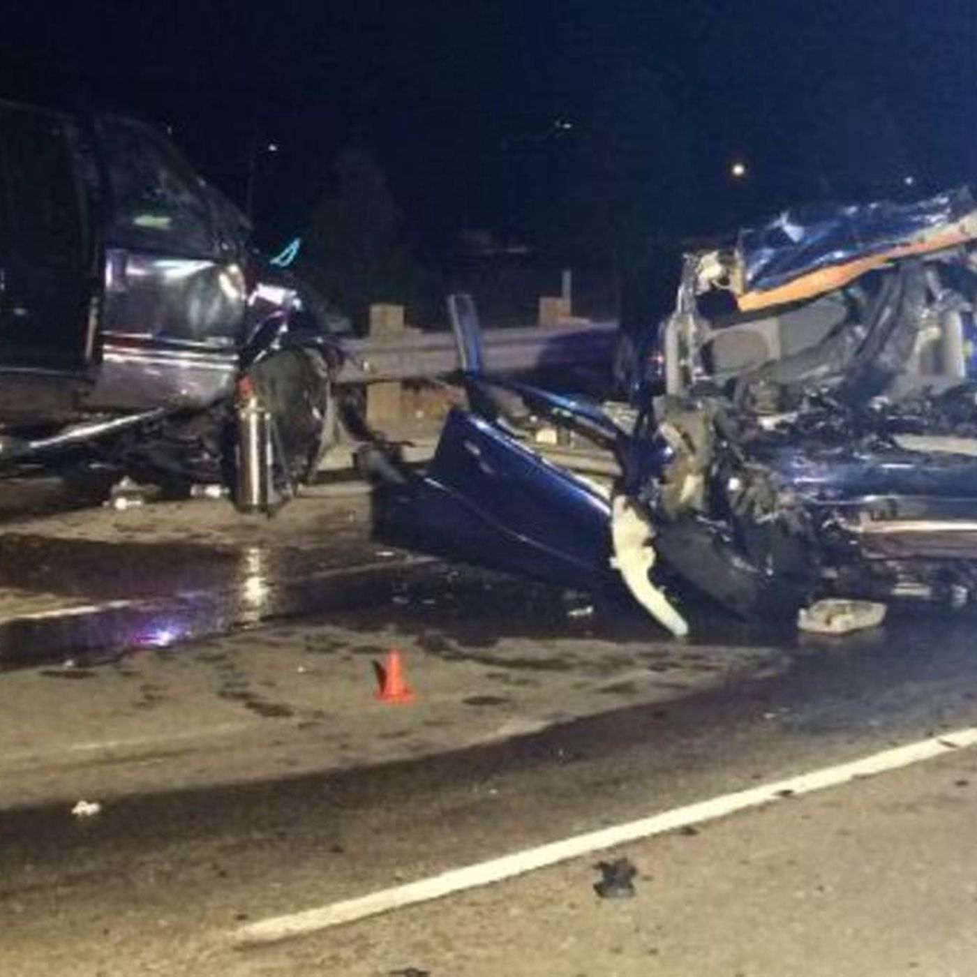 Devastating loss': Two 18-year-olds killed in head-on crash