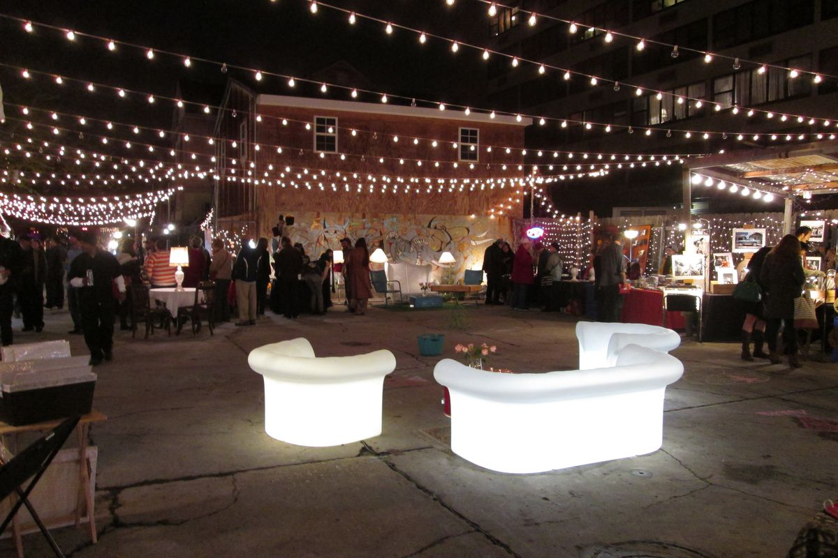 The Marigny's Frenchmen Art Market Will Relocate To St