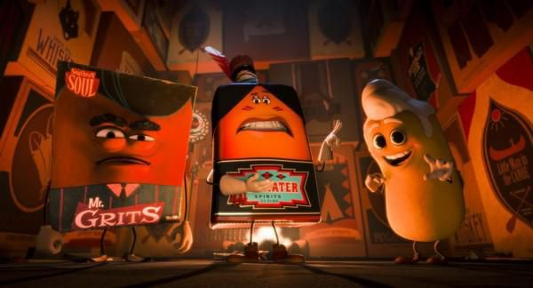 Sausage Party (Sony)