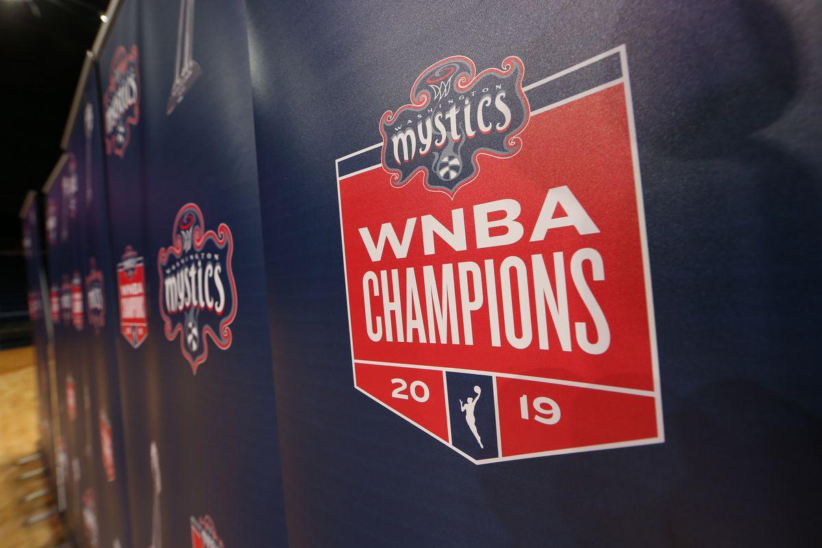 Washington Mystics Championship Party