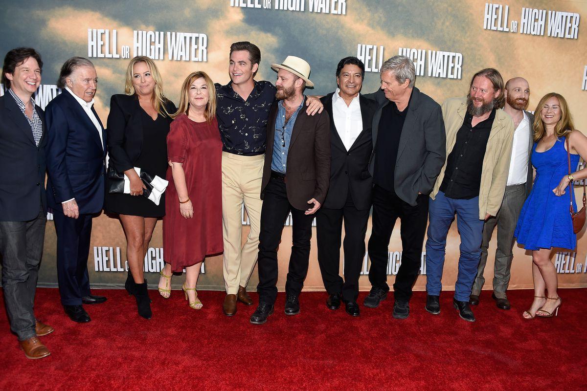 Los Angeles Red Carpet Screening Of 'Hell Or High Water'